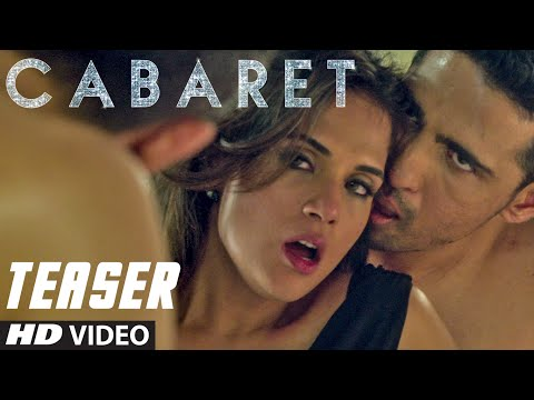 CABARET Movie Teaser, Starring  Richa chadda, Guls