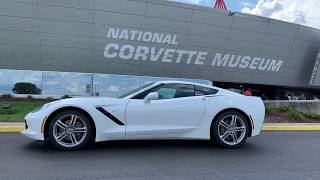 The Corvette Museum Was A JOKE! HERE'S WHY.