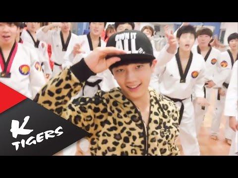 GD x Taeyang [Good boy] Taekwondo ver.