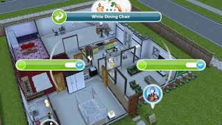 The Sims Freeplay - Snow Problem / Write Cards