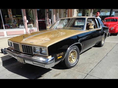 1980 Oldsmobile Olds 442 W-30 on My Car Story with Lou Costabile