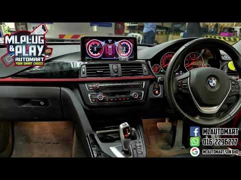 BMW OEM Android Headunit ( 4 GB RAM + 64 GB STORAGE )