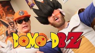 Tyler The Creator - Domo 23 Parody (Domo DBZ - Dragon Ball Z Rap)