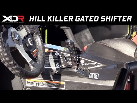 XDR Off Road Magnum Grip Hill Killer Gated Shifter