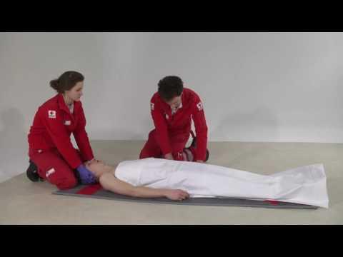 Traumatologischer Notfallcheck ☆ Lehrvideo für Rettungssanitäter