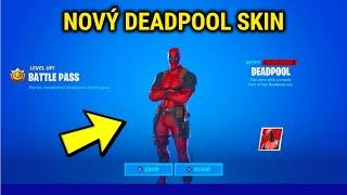 Jak Získat Deadpool Skin Zdarma