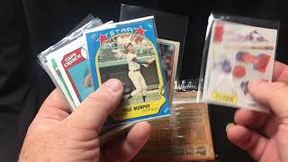 Awesome Care Package From Vintage Composer Dale Murphy Oddballs!