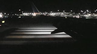 Awesome HD Boeing 737-800 Red-Eye Takeoff From San Francisco On United Airlines!!!