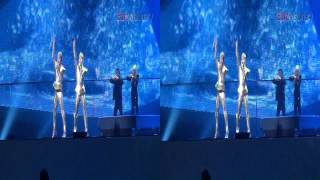 Jedward-- Waterline - 3D - Eurovision Song Contest - Ireland 2012 - Final