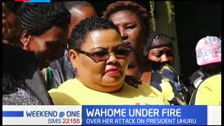 Maendeleo ya Wanawake wants MP Wahome to apologise over