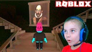 ПОБЕГ ИЗ ЗАМКА в Роблокс приключение мульт героя в замке Roblox Obby
