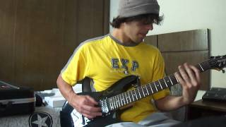 Extol - Renewal guitar cover