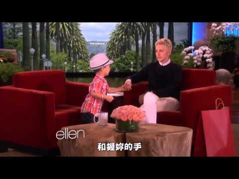 (中文字幕) 艾倫秀 - Kai and his girlfriend, Ellen