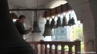 Колокольные звоны в Марфо-Мариинской обители - Московский Пасхальный  Фестиваль