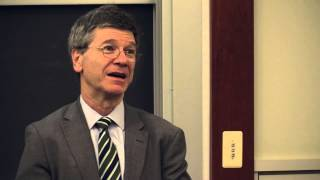 Jeffry Sachs Seminar At Columbia School Of Social Work(12/12/13) - 1st Hour