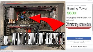 For sale: Gaming PC w/TWO CPU COOLERS! Newb Plebs Sell Ep.12