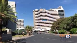 Windhoek City. Namibia