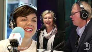 John Farnham - Fox FM Interview  (December 2016)