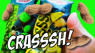 Очень вкусные орешки васаби к пиву crasssh!