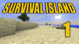 "Minecraft ""Survival Island"" Part 1: Save Us! #SurvivalIsland"