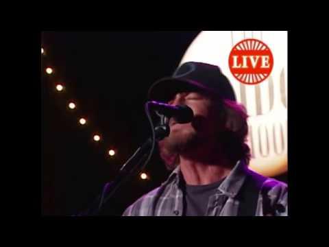 Pearl Jam   Eddie Vedder   Last Kiss Acoustic Live