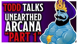 """Todd Talks - Unearthed Arcana Subclasses """"Part 1"""" - With Jim Davis (WebDM)"""