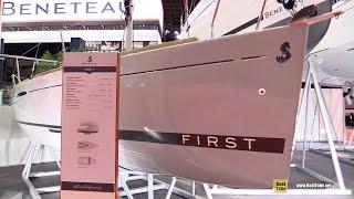 2017 Beneteau First 20 Sailing Yacht - Deck And Interior Walkaround - 2016 Salon Nautique Paris