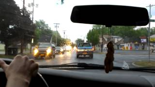 Drunk Driver Caught On Video
