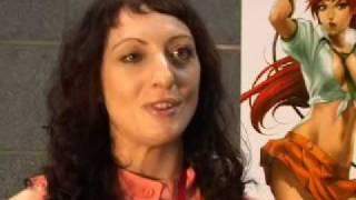 Camilla d'Errico, Реклама рисунков и игрушек Камиллы.