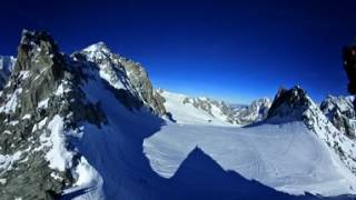 The Alps: Finding High Altitude Snow with the Nikon KeyMission 360 Action Camera