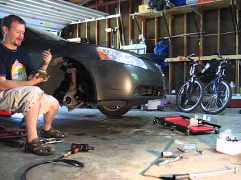 Pontiac G6 Hub Assembly Replacement