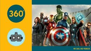 Avengers Battle VR | 360°