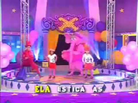 Música A Elefanta Bila Bilú