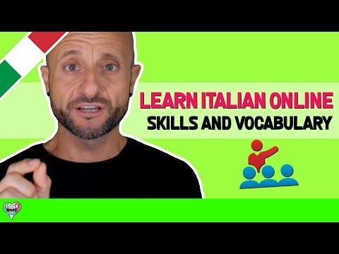 LIVE: Improve Your Basic Italian Vocabulary Skills - Italian ...