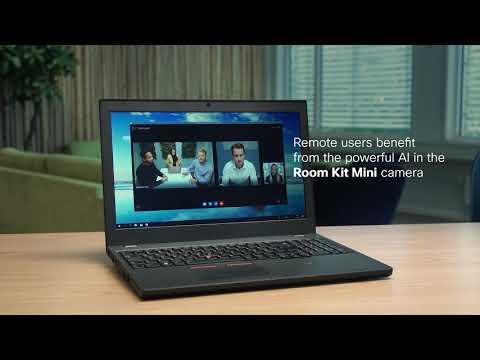 WebEx Room Kit Mini