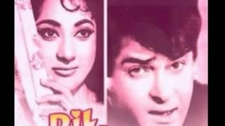 Mujhe Kitna Pyar Hai Tumse [Full Song] (HD) With Lyrics - Dil