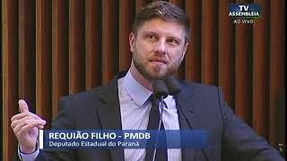 Requião Filho critica 1% de reajuste aos servidores do Paraná