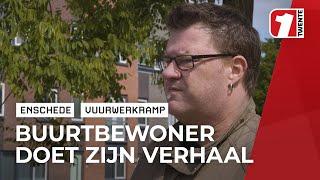 Oud-buurtbewoner Roombeek doet twintig jaar na vuurwerkramp zijn verhaal