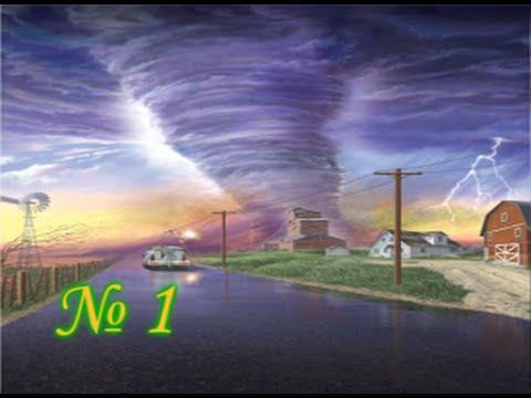 Нэнси Дрю: По следу Торнадо. Часть 1