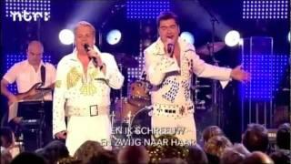 Acda en de Munnik - Love Me Tender / De Kapitein Deel II (Live @ Top 2000 in Concert '11)