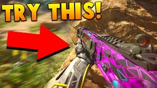 TRY THIS CLASS OUT! - (KRM SILENCED SHOTGUN) | Black Ops 3
