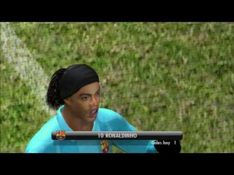 Gameplay de Pro Evolution Soccer 2008