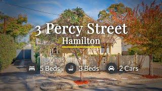 3 Percy St Hamilton