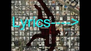 Story Of The Year - Razorblades - Lyrics