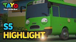 Tayo S5 Episode Highlight l Season 5 Who is Lani's best friend? l Tayo the Little Bus