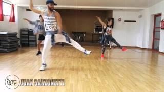 Juan Magan - Baila Conmigo Ft. Luciana  Coreografia Juan Sanzonetti