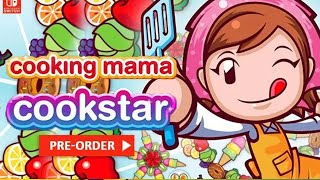 Mystery of the removed game Cooking Mama Cookstar
