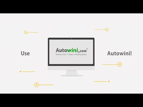 El mercado global de comercio de autos, Autowini.com!