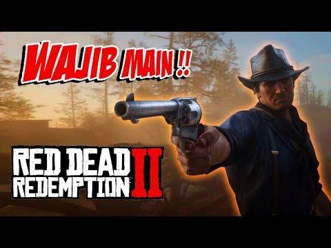 7 Alasan Kenapa Kamu HARUS MAINKAN Red Dead Redemption 2!