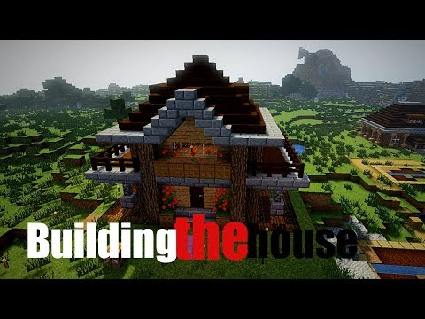 DukyLP - Building the house - timelaps